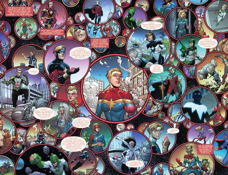 110) Cross Dimensional Awareness – Foxhugh Superpowers List
